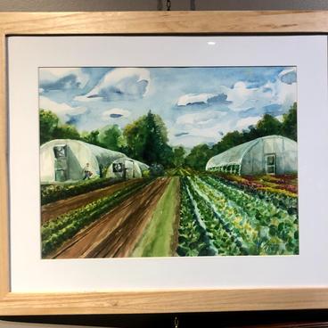River Ridge Farm, Summer ($750)