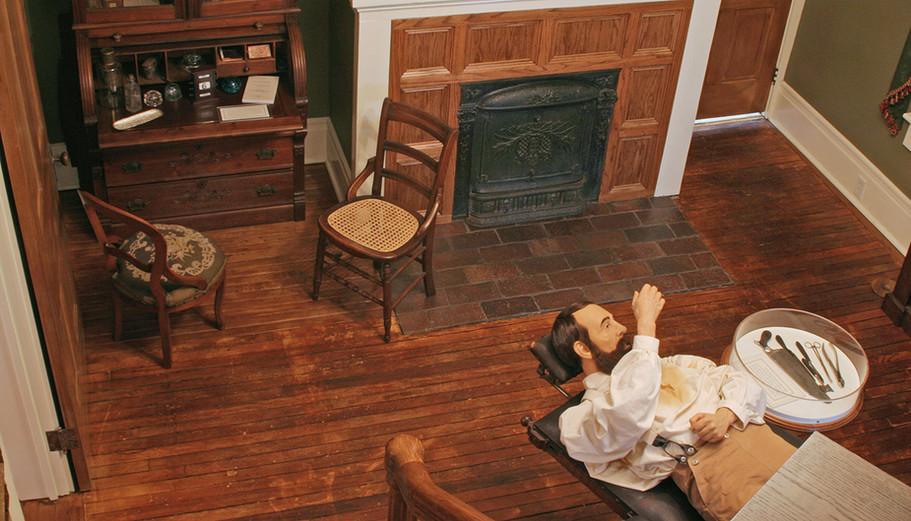 Casa histórica del Dr. Ford