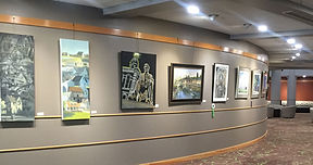 Eagles Theatre Exhibit