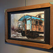 Bye Bye Caboose, Rainelle Dowell, 2nd Place