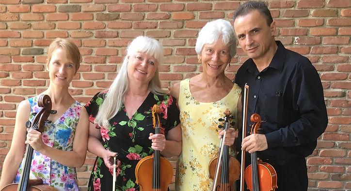 Chanticleer String Quartet