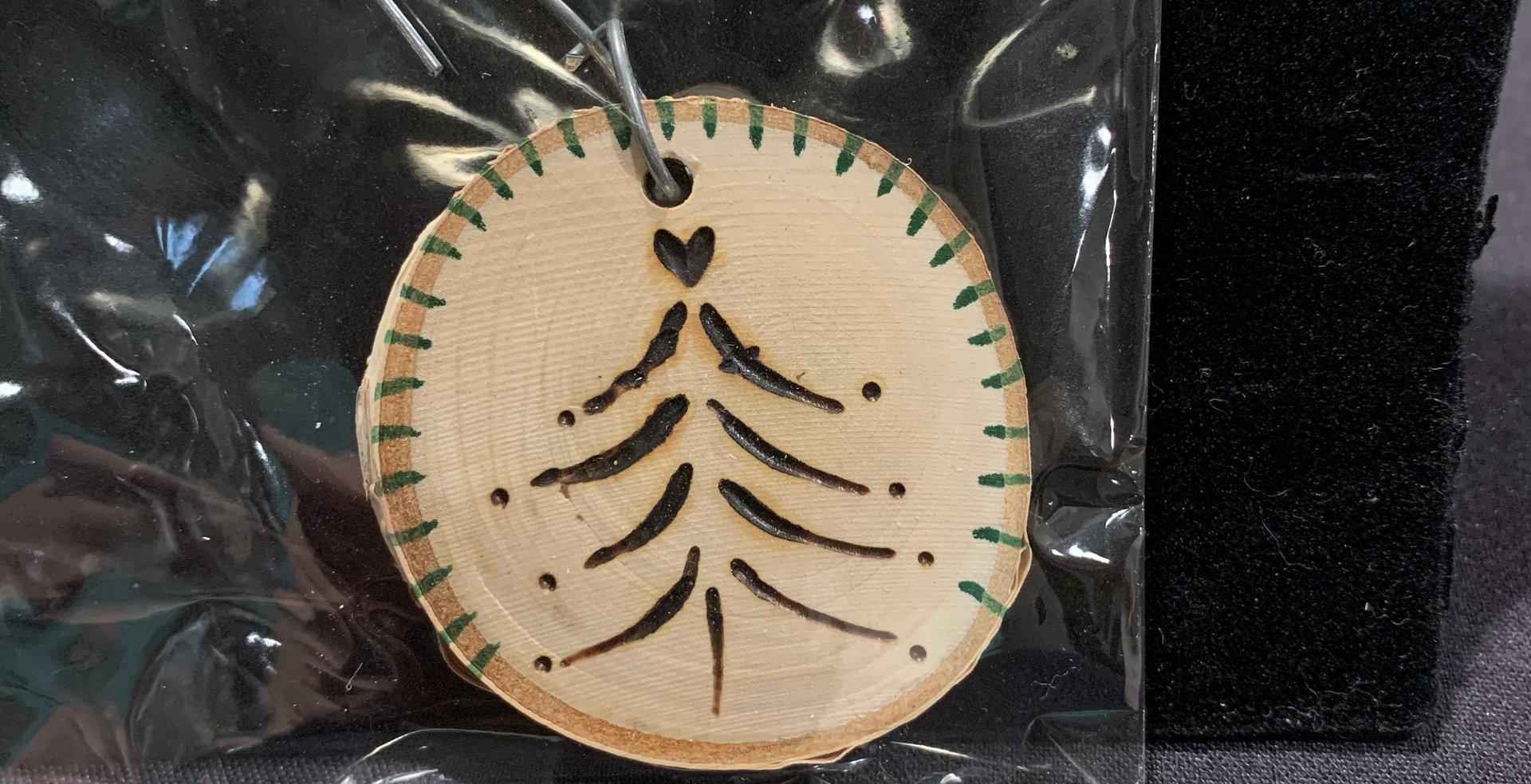 Tree Ornament 3 $6.50
