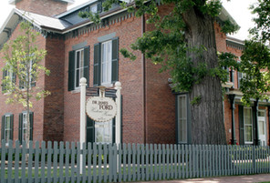 A Blast from the Past: The History of Dr. James Ford Historic Home