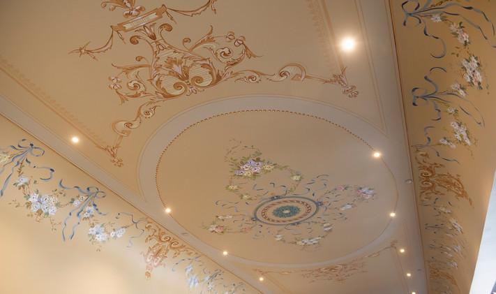 Parkview Ballroom Ceiling