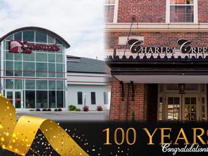 Congratulations, Crossroads Bank & Charley Creek Inn