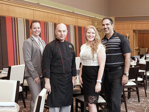 Meet The Honeywell Foundation's Hospitality Team