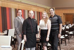 Meet The Honeywell Foundation's Hospitality Team