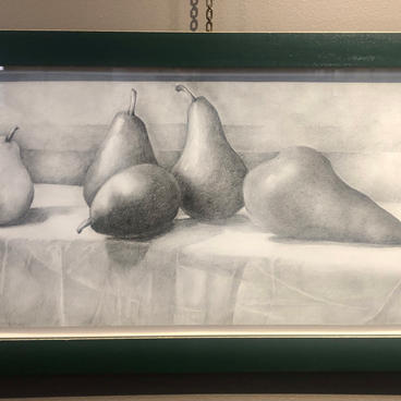 At Rest - Third Place Drawing ($200)