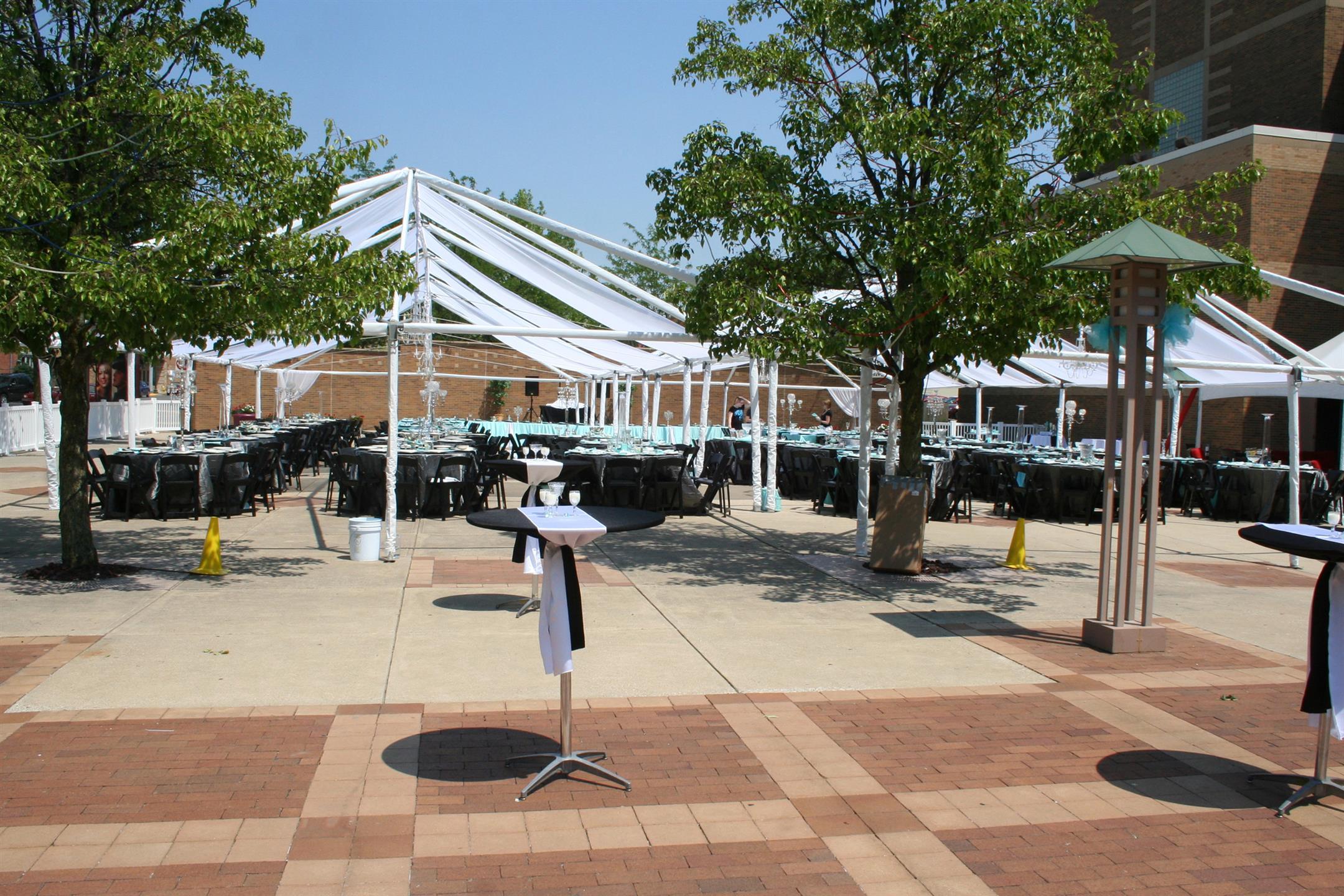Honeywell Center - Carpenter Plaza