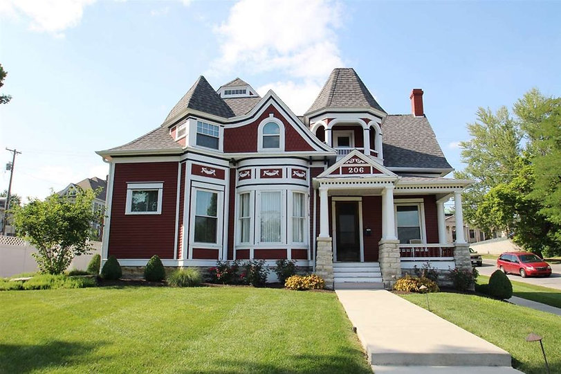 The Clarkson House