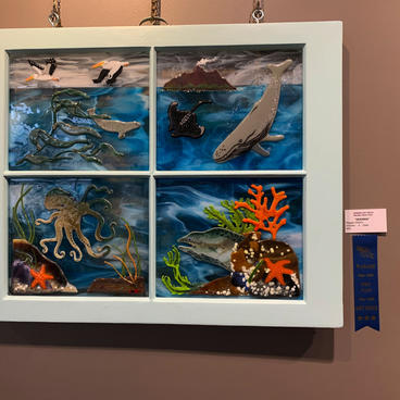 Oceania, Maggie Gibbins, 1st Place