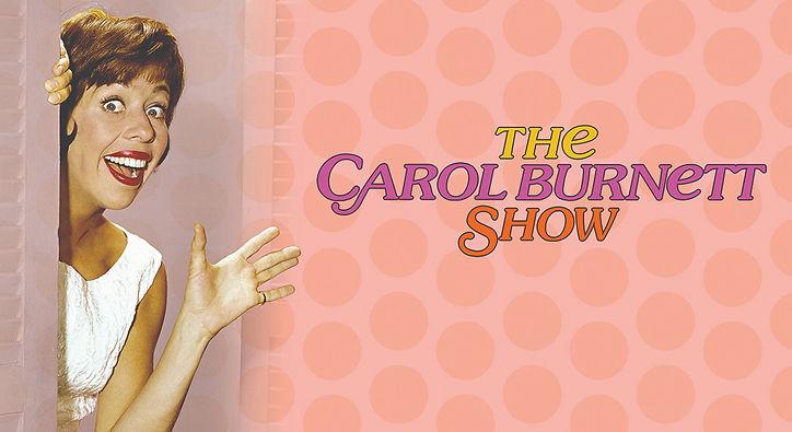 Laugh with Carol Burnett