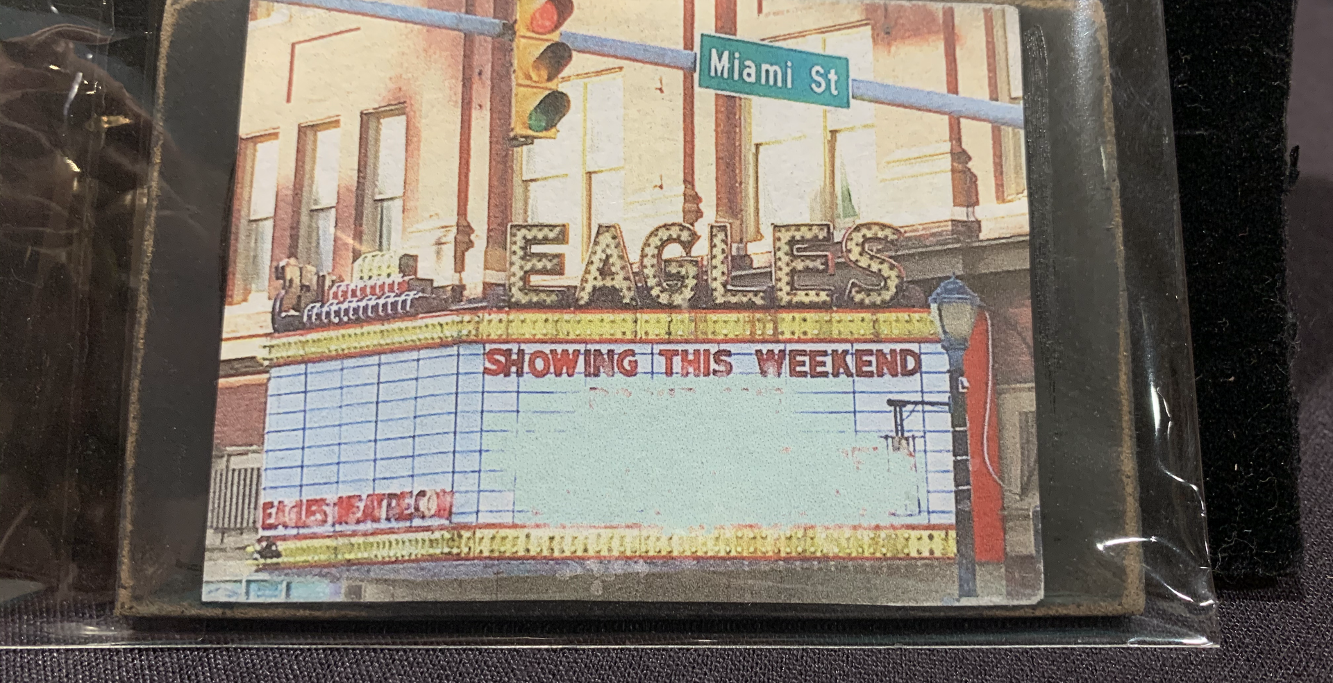 Eagles Magnet 5 $6.50