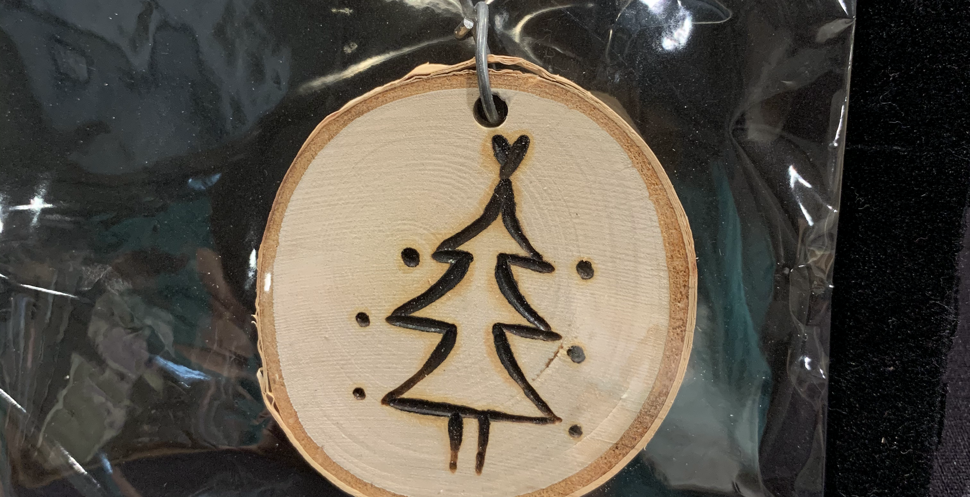 Tree Ornament 1 $6.50