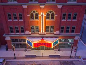 NEW Eagles Theatre Exhibit