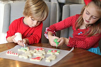 Take Home Holiday Cookie Kit