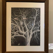 Ode to a Tree In White, Lori Heeter