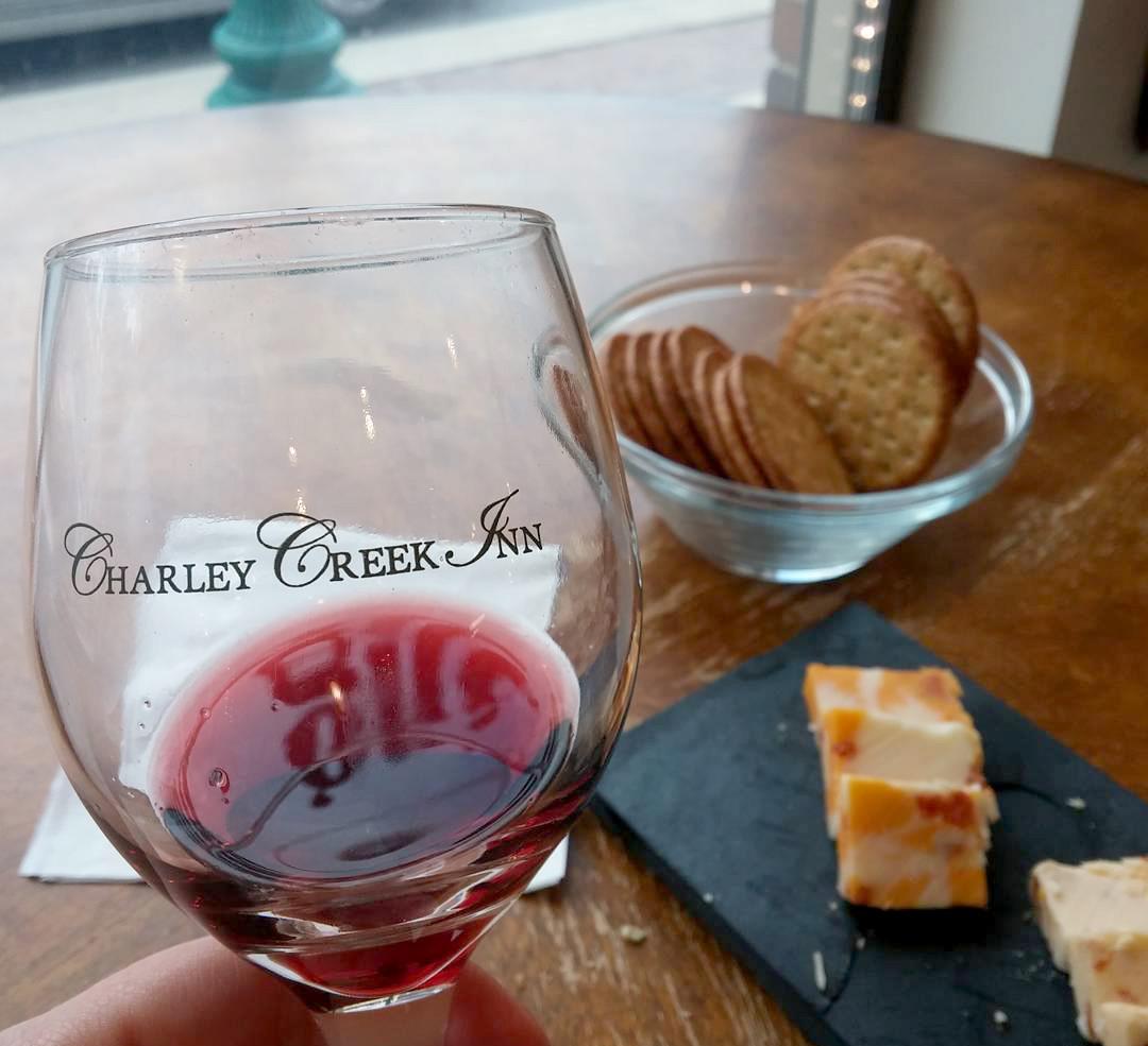Charley Creek Inn Wine & Cheese Shoppe