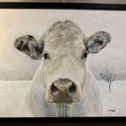 Cow - Honorable Mention Painting (NFS)