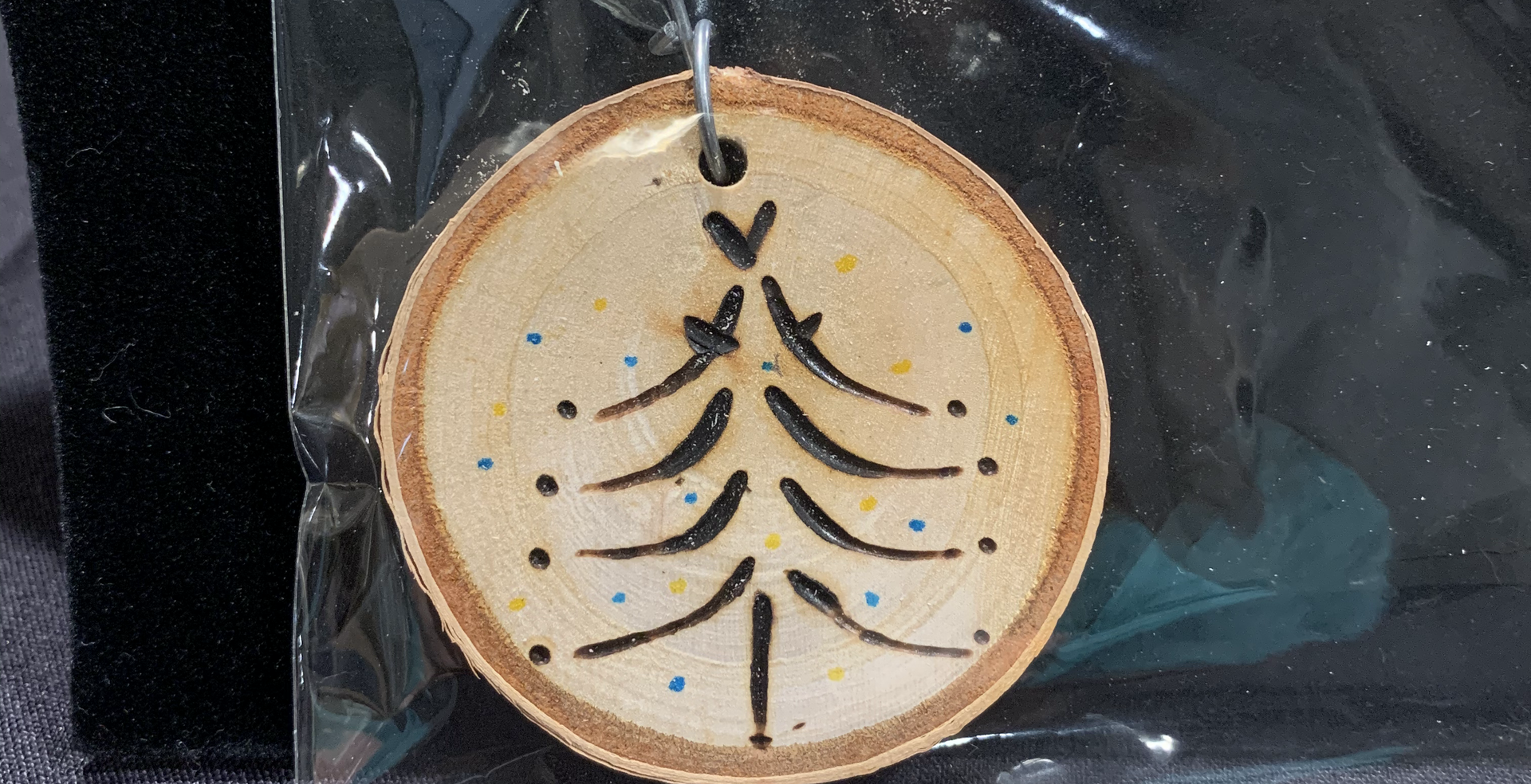 Tree Ornament 2 $6.50