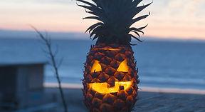 Halloween Hawaiian Luau Dinner