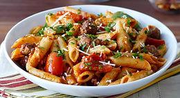 Italian Dinner featuring Pasta Bar