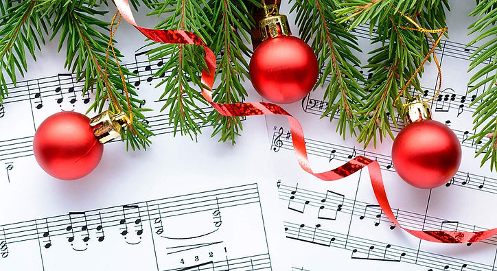 A Singing and a Swinging Christmas