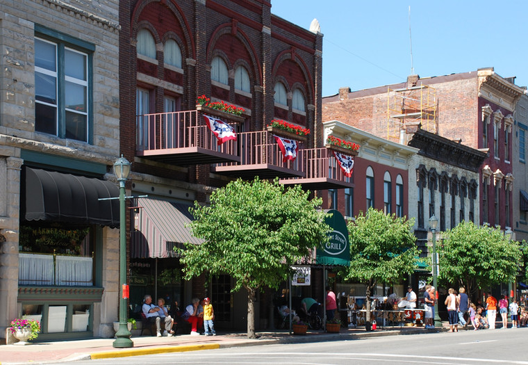 Downtown Wabash
