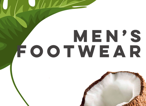 Hawaii Inspired Shoes for Men