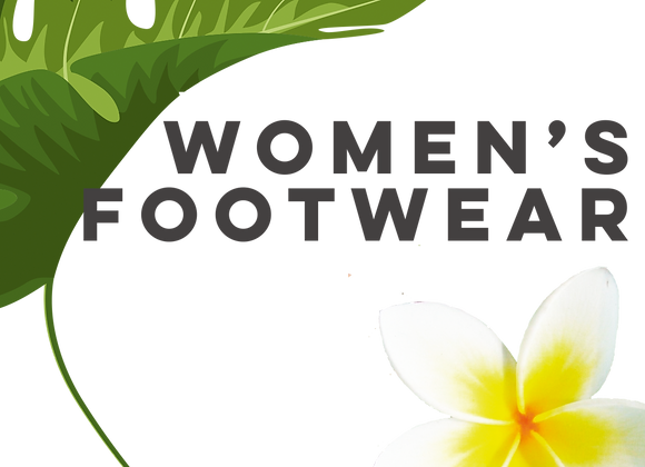 Hawaii Inspired Shoes for Women