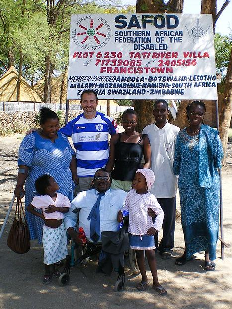 SAFOD Zimbabwe Waldie
