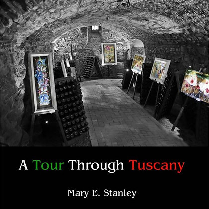 Photo Book - A Tour Through Tuscany