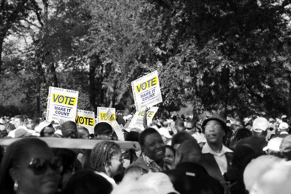 Vote! Make It Count