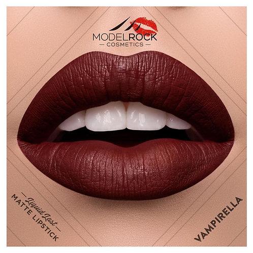MODELROCK Liquid to Matte Longwear Lipstick - Vampirella