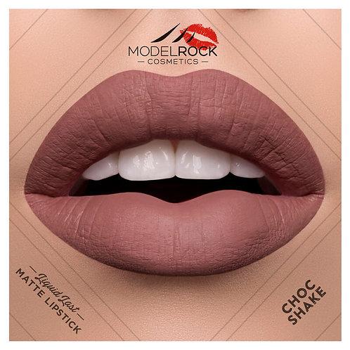 MODELROCK Liquid to Matte Longwear Lipstick - Choc Shake