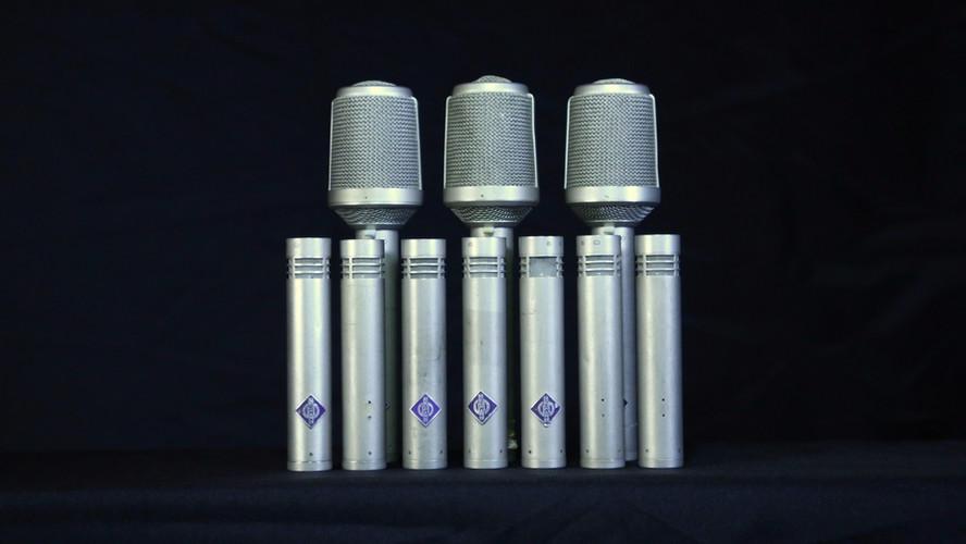 Neumann KM Series.JPG