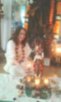 Cérémonie Gurushishya Parampara