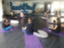 Yoga prénatal  à Paris