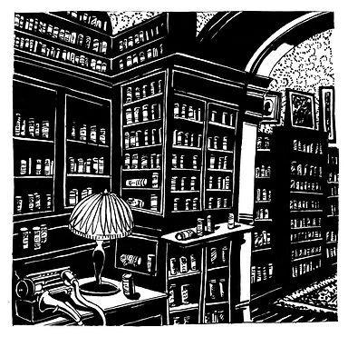 Die Bibliothek nach dem Ende der Bücher