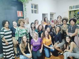 Reunião do Coletivo Feministas Endômitas.