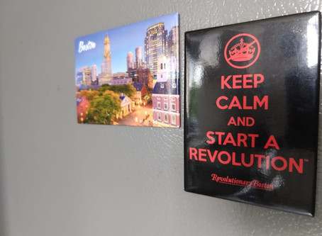 KEEP CALM AND START YOUR REVOLUTION!