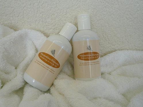 Weizenkleie-Shampoo
