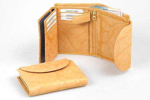 Portemonnaie mit Lasche