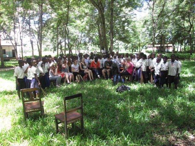 Besuch der Msalise School