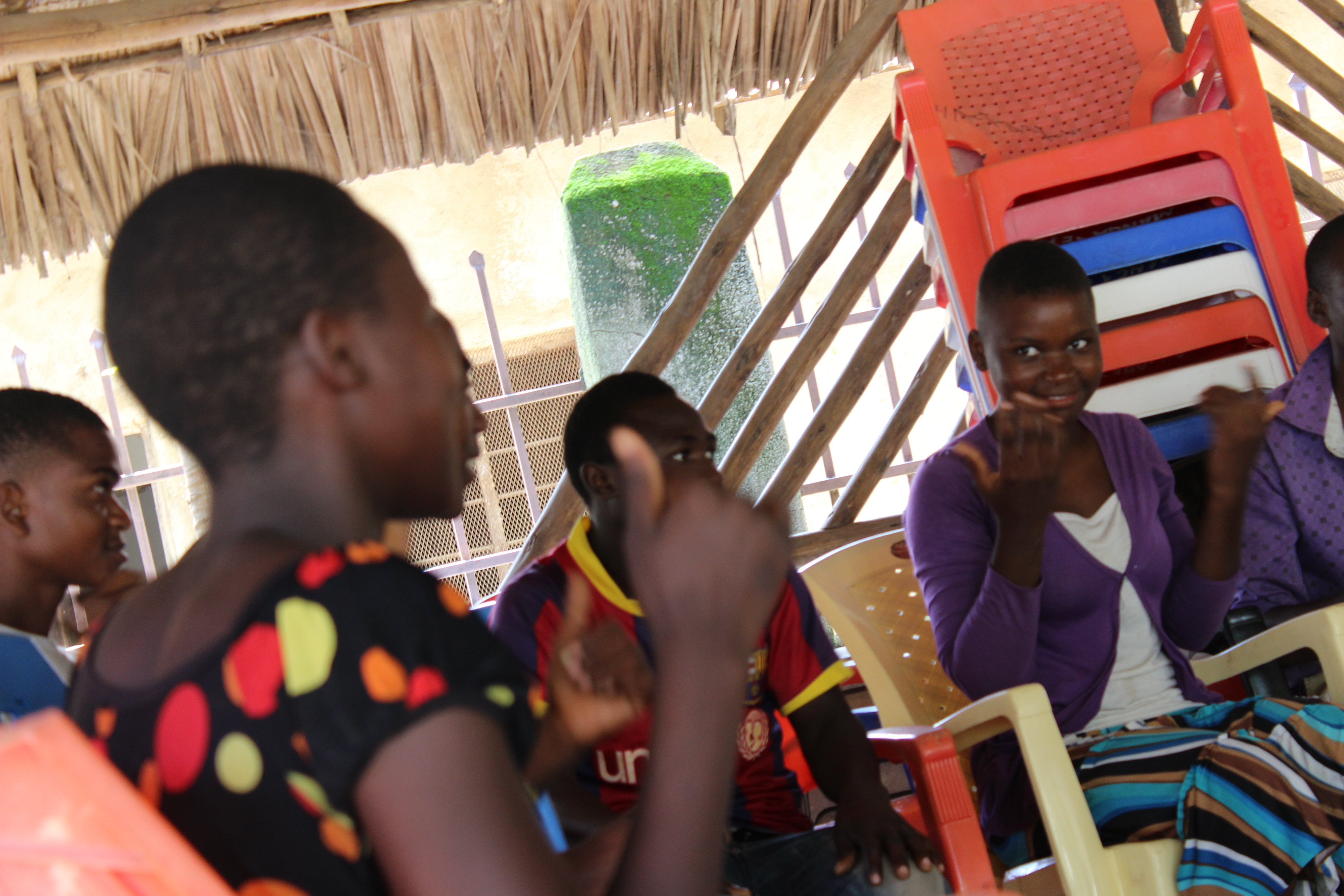 Unsere Partner Jugendliche in Tansania