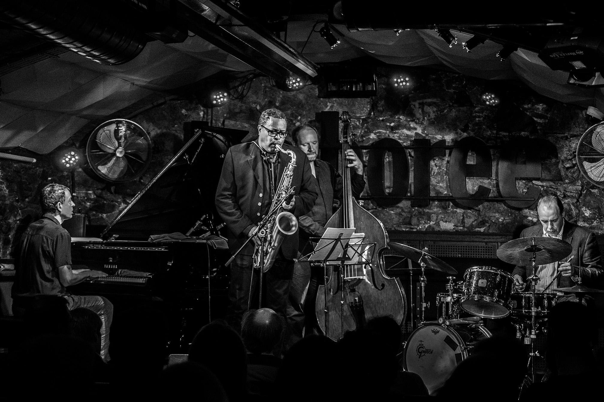 Jean Toussaint Quartet