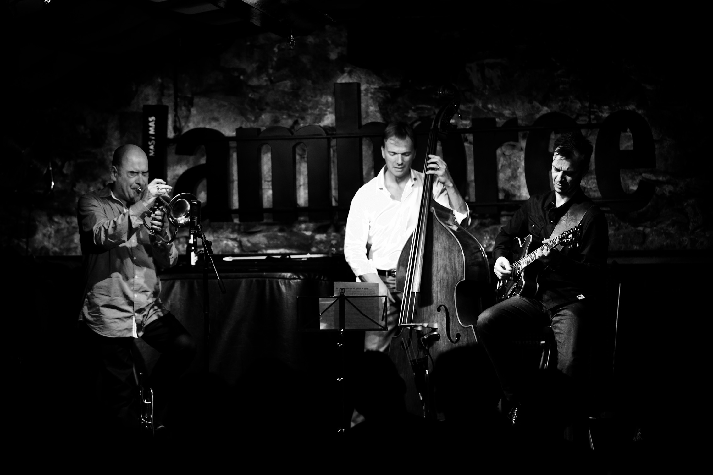 Stéphane Belmondo Trio