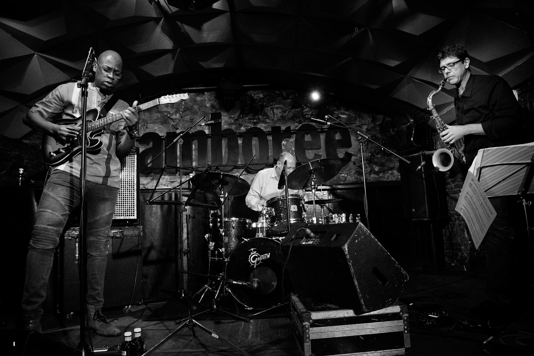 Jeff Ballard Trio
