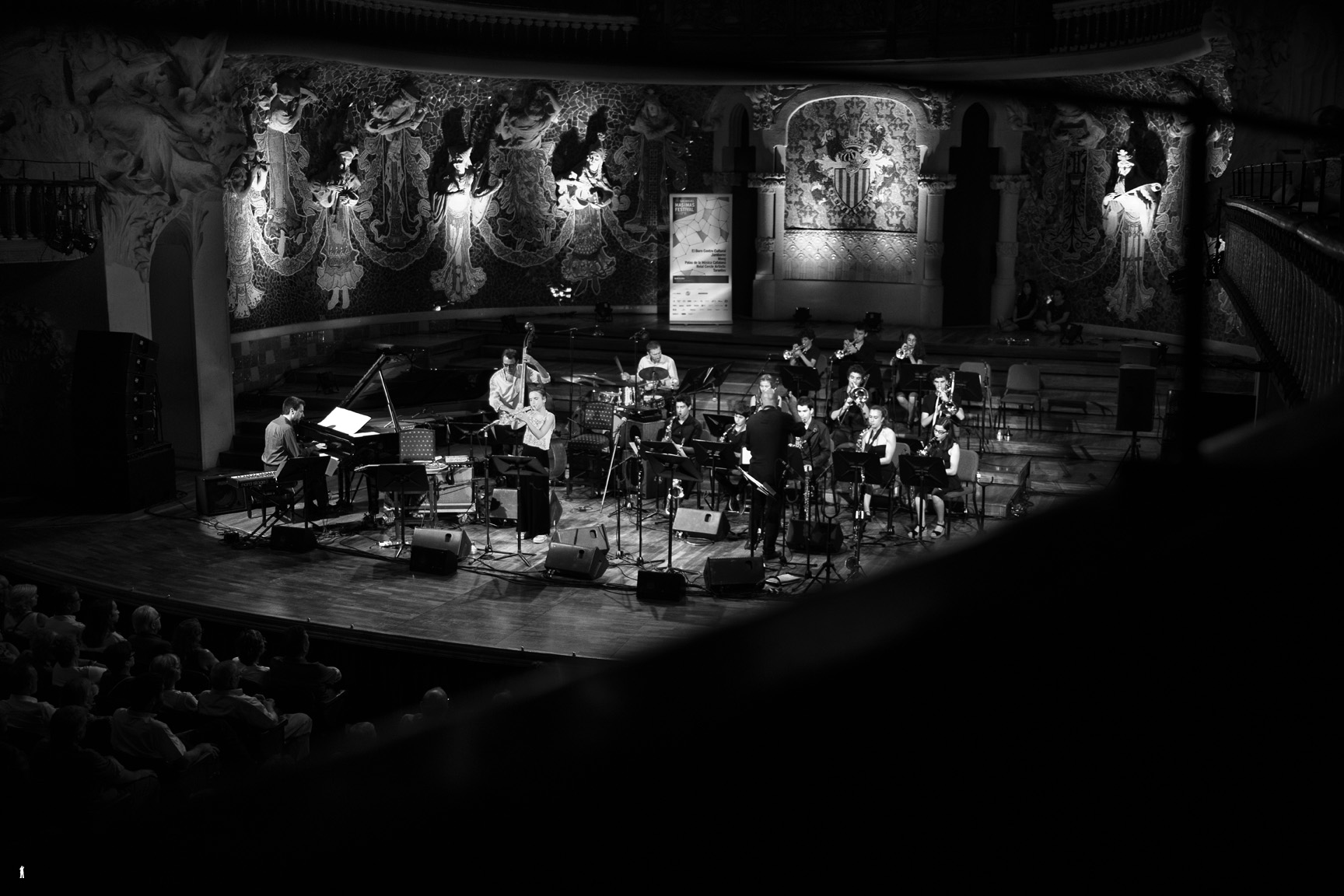 Miles Tribut Big Band