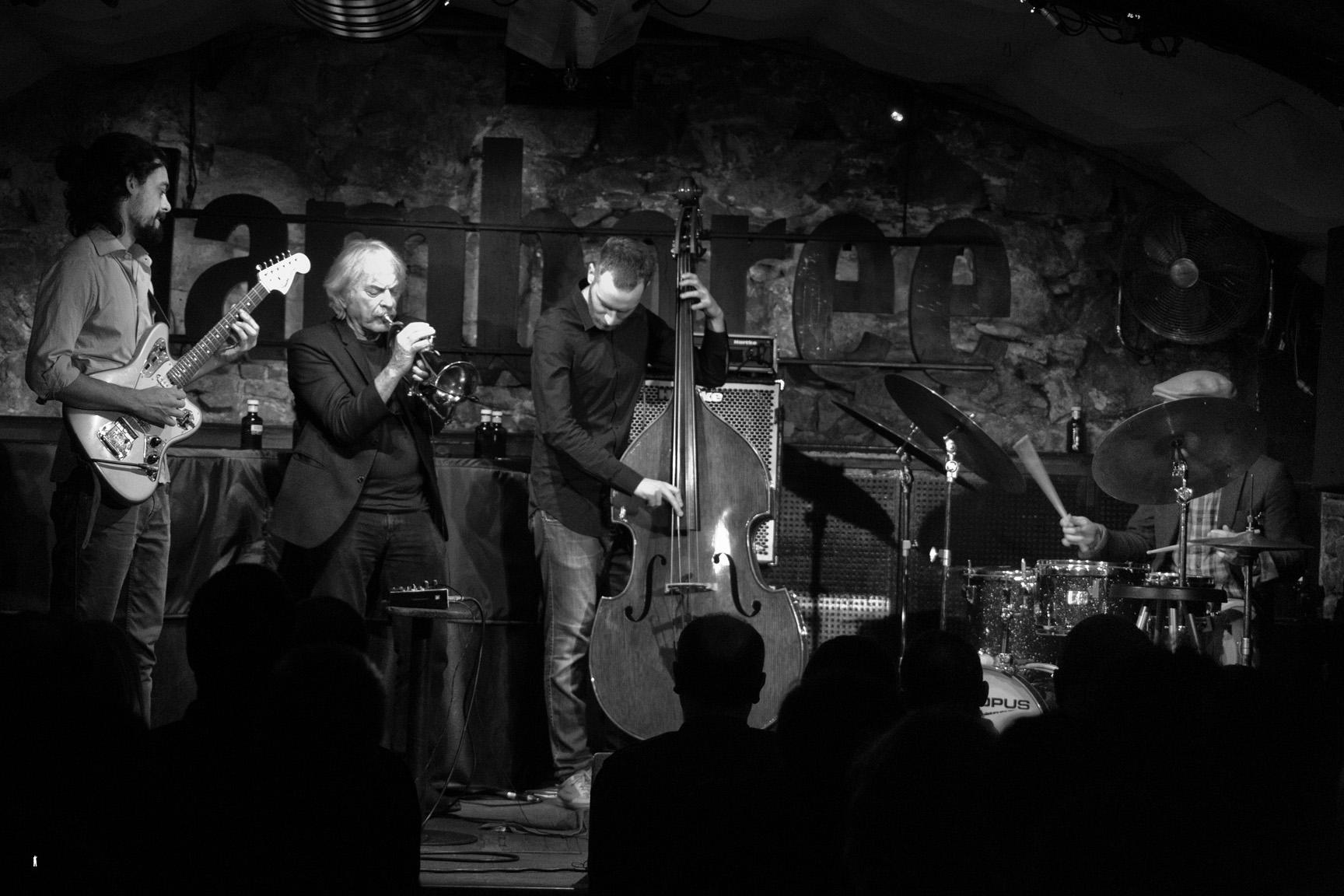 Enrico Rava New Quartet